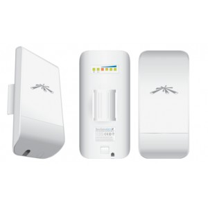 Ubiquiti Loco M2 2.4GHz 150Mbps Wireless-N Outdoor Access Point Loco MIMO, AIRMAX, Atheros chipset