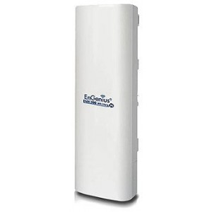 EnGinius ENH-200 802.11b/g/n,150Mbps,2x10/100 Ethernet, 28dBm, Built-in 10dBi Antenna