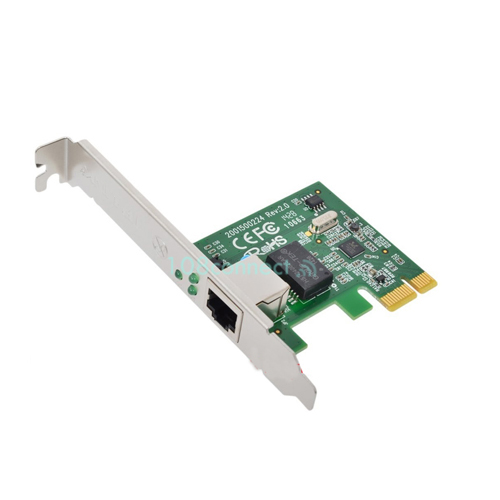 TP-LINK TG-3468 Lan Card Gigabit 32-bit PCI ExPress Network Adapter