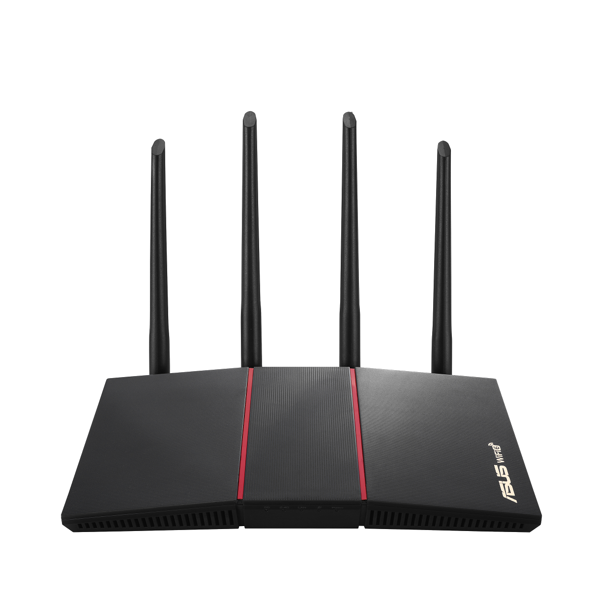 ASUS RT-AX55 AX1800 Dual Band WiFi 6 (802.11ax) Router supporting MU-MIMO
