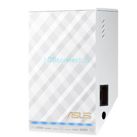 ASUS RP-AC52 AC750 Dual-Band WiFi Booster/Range Extender