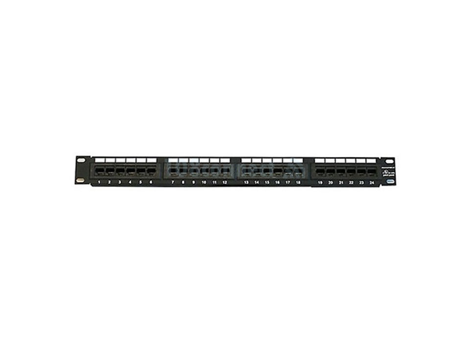 COMMSCOPE 1479154-2 PATCH PANEL CAT5 ,24 PORT