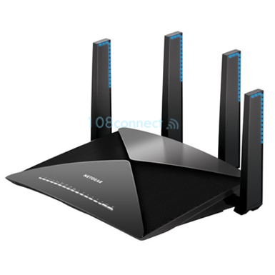 NETGEAR R9000 Nighthawk X10 AD7200 Tri-Band WiFi Broadband Router