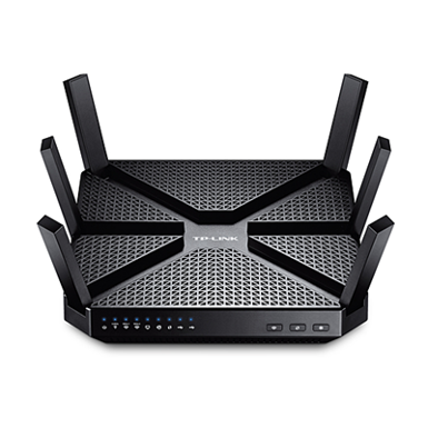 TP-LINK Archer C3200 Simultaneous Tri-Band WiFi Broadband Router