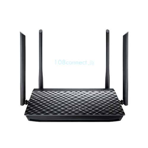 ASUS RT-AC1200G+ AC1200 Dual Band Wireless AC gigabit router