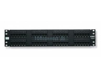 COMMSCOPE 1479155-2 PATCH PANEL CAT5 ,48 PORT