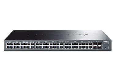 TP-LINK TL-SG2452 48-Port Gigabit Smart Switch with 4 SFP Slots