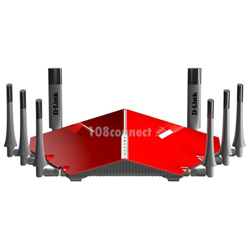 D-LINK DIR-895L Wireless AC5300 SmartBeam MU-MIMO Tri-band Gigabit mydlink Cloud ULTRA Router