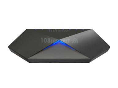 NETGEAR GS808E Advanced 8-port Gigabit Nighthawk S8000 Gaming & Streaming Switch