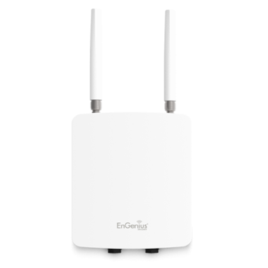 EnGenius ENH220EXT 2.4GHz 300Mbps Outdoor Wireless Access Point  PoE,  2x5dBi Antennas, 28dBm