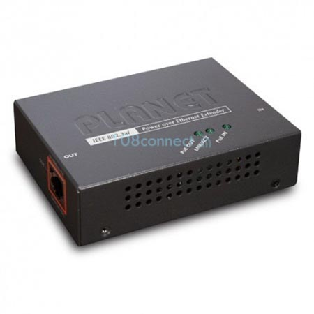 PLANET POE-E101 IEEE 802.3af Power over Ethernet Extender