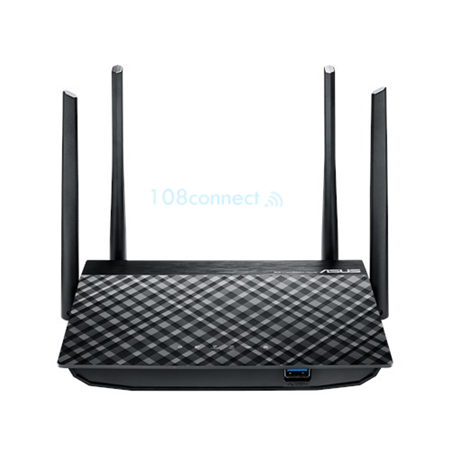 ASUS RT-AC58U AC1300 Dual-Band Wi-Fi Router with MU-MIMO and Parental Controls