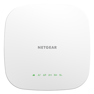 NETGEAR WAC540 Insight Managed 3000Mbps WiFi 5 Access Point