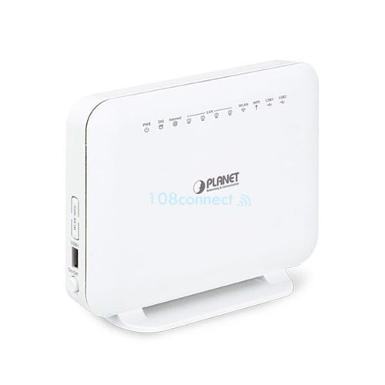 PLANET VDR-300NU IEEE 802.11a/b/g/n dual band wireless Router VDSL2/ADSL2/2+