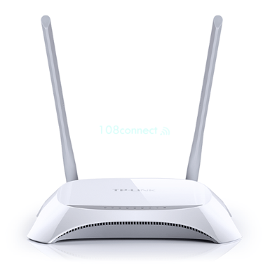 TP-LINK TL-MR3420 300Mbps Wireless-N Router 1USB 1WAN 4 Lan Port 10/100