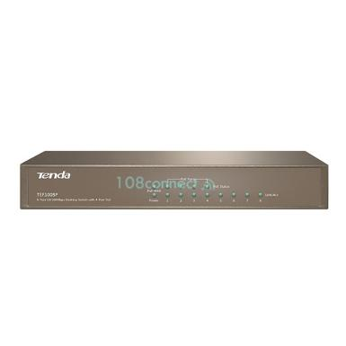 TENDA TEF1008P 8-Port 10/100Mbps Desktop Switch With 4-Port Poe