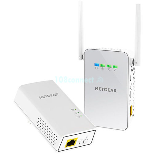 NETGEAR PLW1000 Powerline Rang Extend Your WiFi Network at 1000 Mbps Speeds