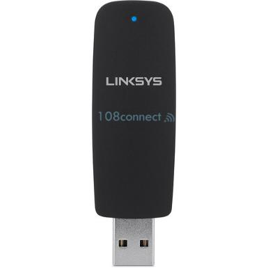 LINKSYS AE2500 300Mbps Dual-Band Wireless USB Adapter