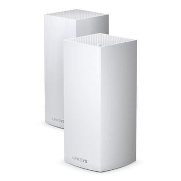 LINKSYS MX8400 Velop AX4200 Tri-Band Mesh WiFi 6 System (Pack 2)