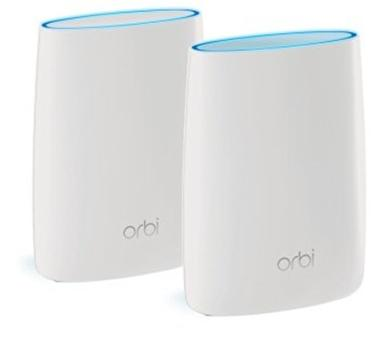 NETGEAR RBK50 Orbi AC3000 Tri-Band WiFi Broadband Router Kit