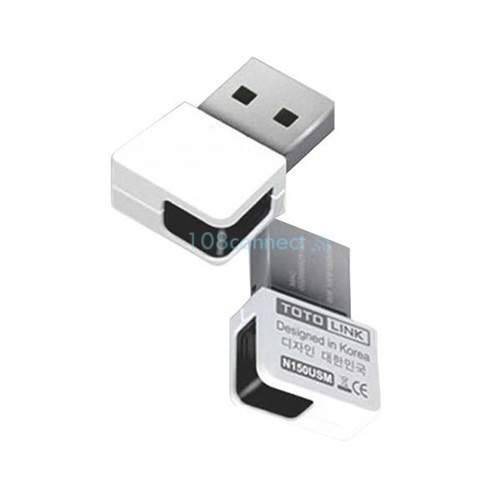 TOTOLINK N150USM 150Mbps Nano Wireless N Adapter