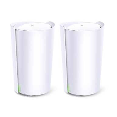 TP-LINK Deco X90(2-Pack) AX6600 Whole Home Mesh Wi-Fi System