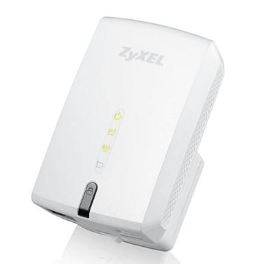 ZyXEL WRE6505 AC750 Wall-Plug Dual-Band WiFi Booster/Range Extender
