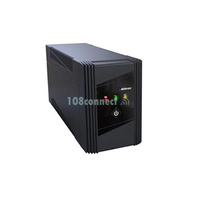 Ablerex 1000LS 1000va/500w with LED display, RJ11/RJ45