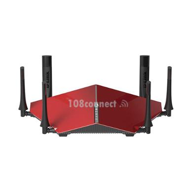 D-LINK DIR-890L Wireless AC3200 SmartBeam Tri-band Gigabit mydlink Cloud ULTRA Router