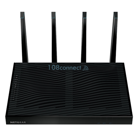 NETGEAR R8500 Nighthawk X8 AC5300 Tri-Band WiFi Broadband Router