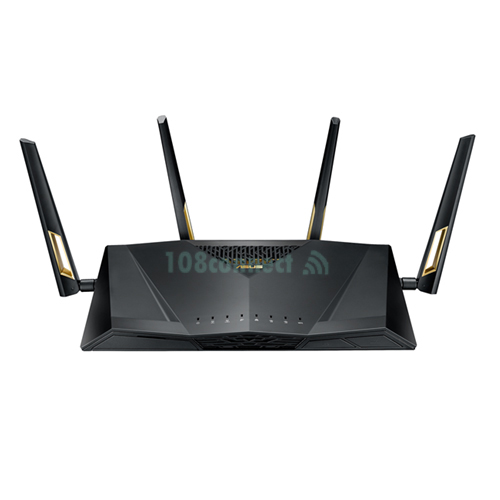 ASUS RT-AX88U AiMesh wifi system AX6000 Dual Band WiFi Router supporting MU-MIMO