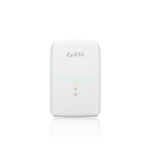 ZyXEL PLA5206 v2 1000Mbps Powerline Gigabit Ethernet Adapter (2port 100/1000Mbps)