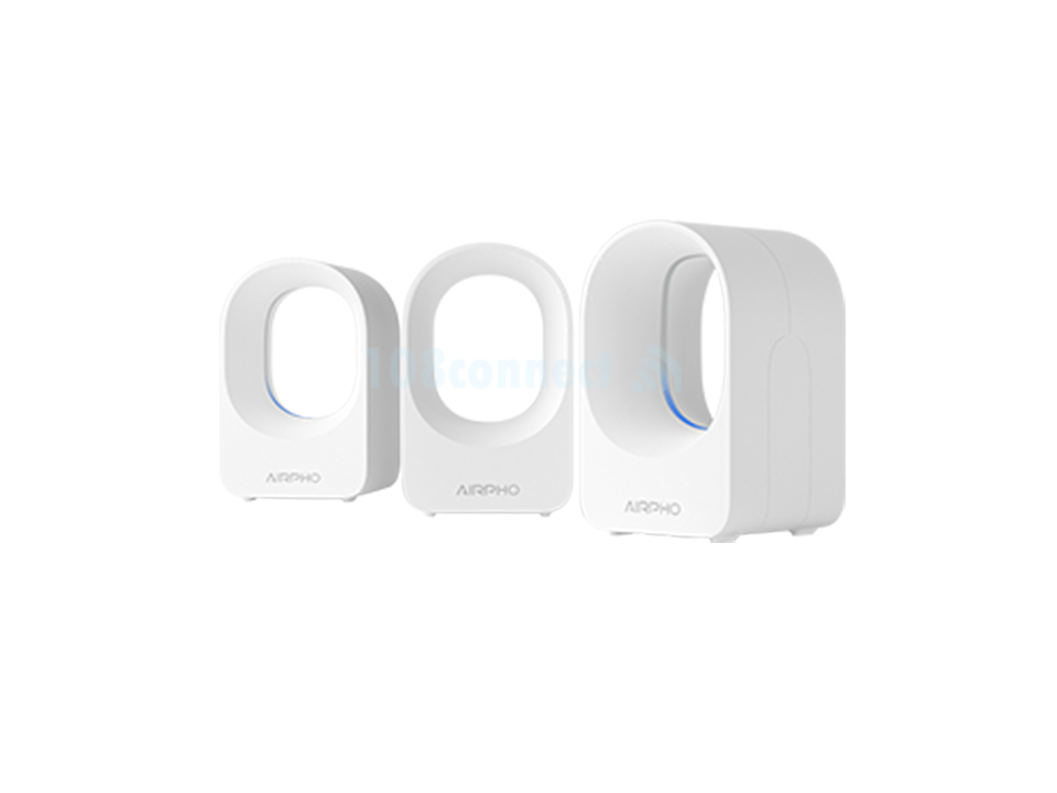 AIRPHO AR-M400 AC1200 Dual Band Whole Home Mesh Wi-Fi System
