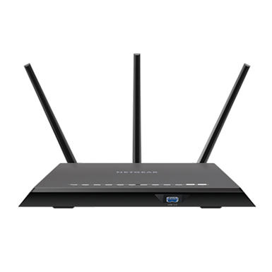 NETGEAR R7000P AC2300 Nighthawk Smart WiFi Router with MU-MIMO