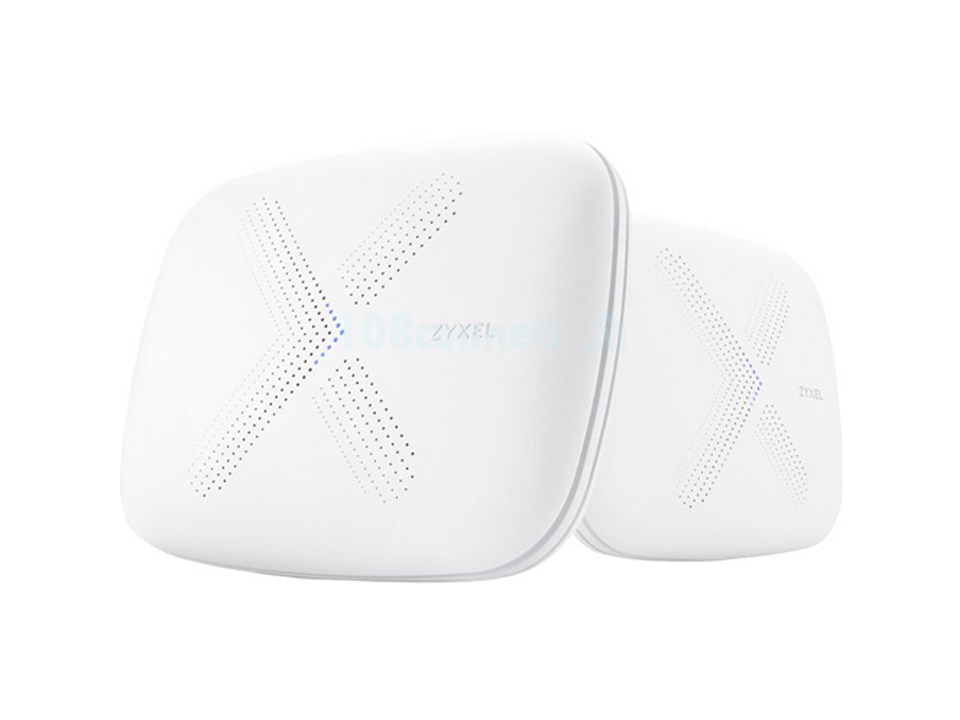 ZyXEL WSQ50 (Multy X) AC3000 Tri-Band Home Mesh Networking