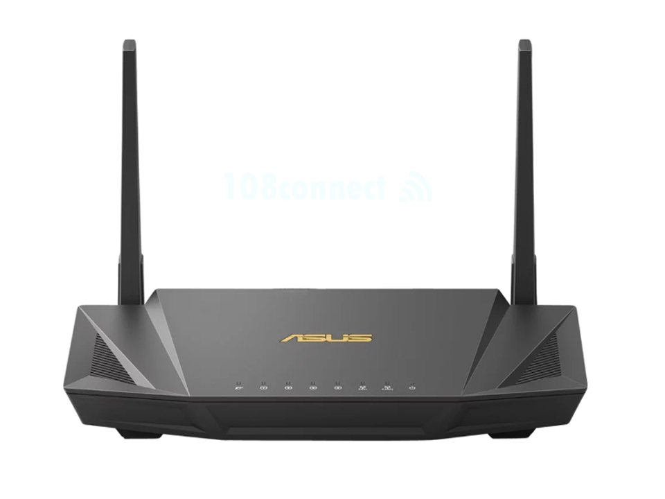 ASUS RT-AX56U AX1800 Dual Band WiFi 6 (802.11ax) Router supporting MU-MIMO and OFDMA technology