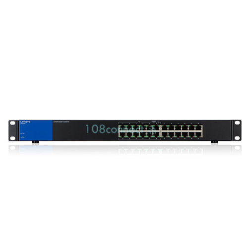 LINKSYS LGS124P Unmanaged Switches PoE 24-port Gigabit