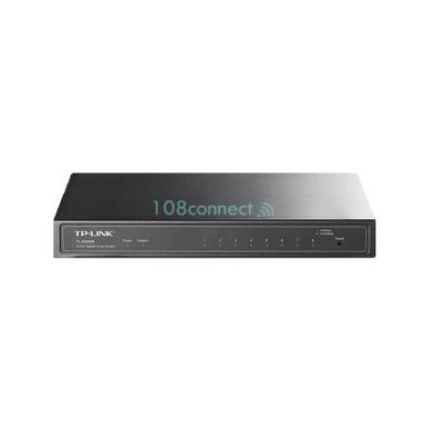 TP-LINK TL-SG2008 8-Port Smart Desktop Gigabit Switch