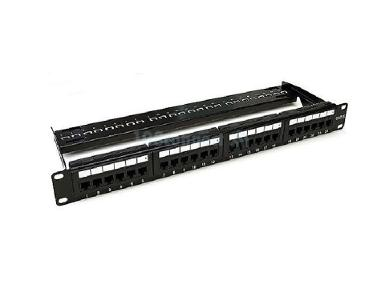 COMMSCOPE 1375014-2 PATCH PANEL CAT6 ,24 PORT