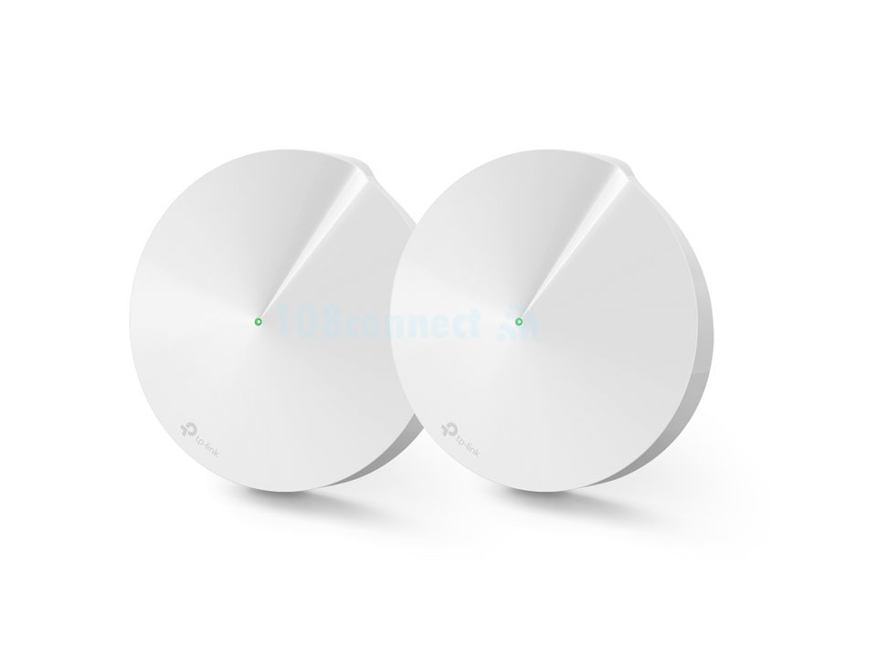 TP-LINK Deco M9 Plus (2 Pack) AC2200 Smart Home Mesh Wi-Fi System