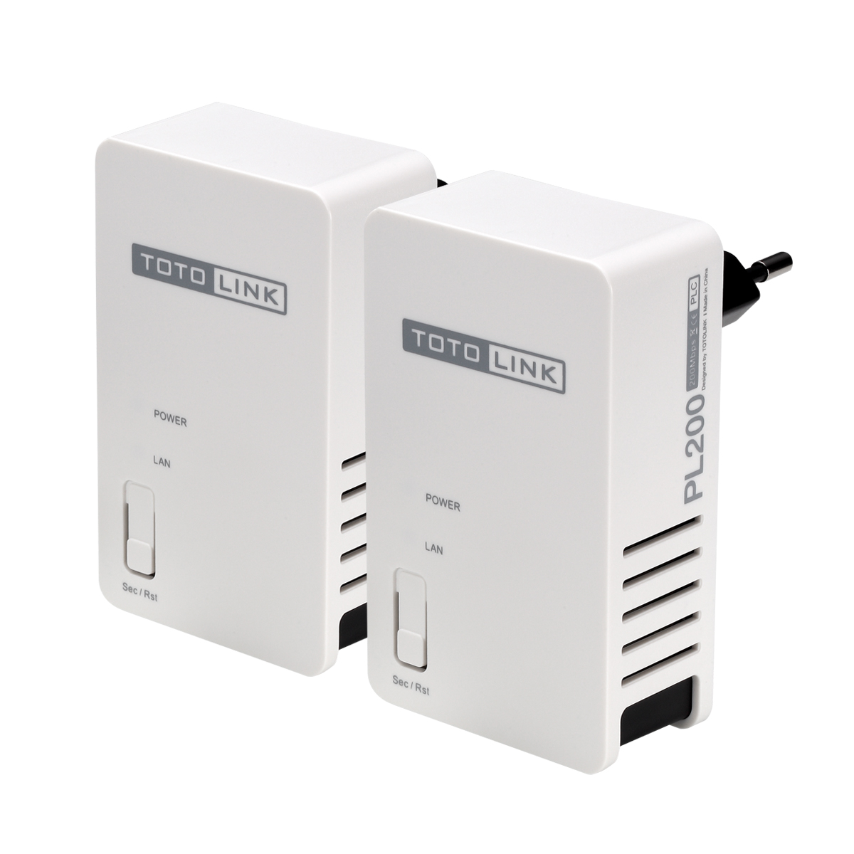 TOTOLINK PL200 KIT Powerline Adapter