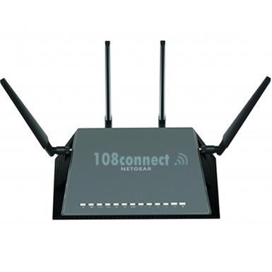 NETGEAR D7800 AC2600 Dual Band Wireless Gigabit VDSL/ADSL Modem Router