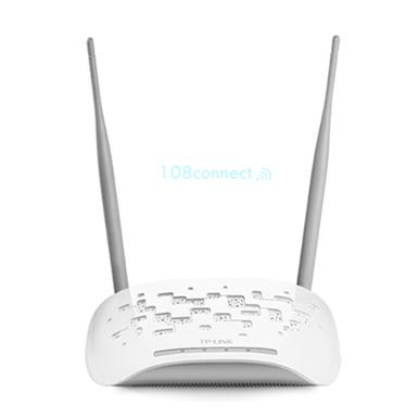 TP-LINK TL-WA801ND 300Mbps Wireless-N Access Point with Passive PoE, Antenna 2 5dBi