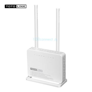 TOTOLINK ND300 Wireless N ADSL +2 Modem Router