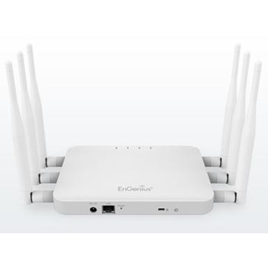 EnGenius ECB1750 Simultaneous Dual-Band WiFi PoE Access Point High Power